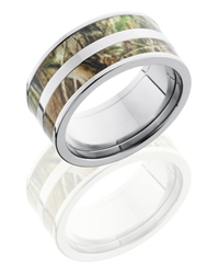 RealTree® AP Titanium Polish Camo Band.
