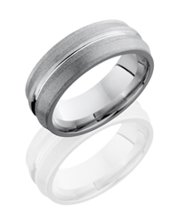 Cobalt Chrome 8mm Band