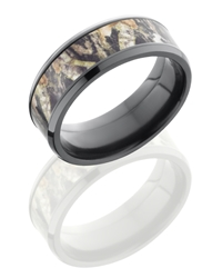 MOSSYOAK® Black Zircon Polish CAMO Band.
